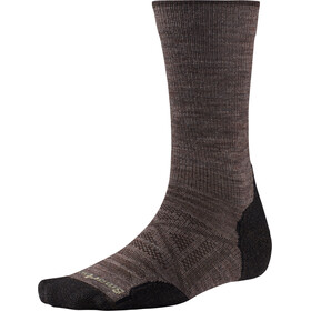Smartwool PhD Outdoor Light Crew Socks taupe